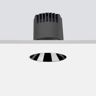 DARK/7W/10W暗光天花嵌入深藏防眩筒灯高显小巧开孔60mm/80mm
