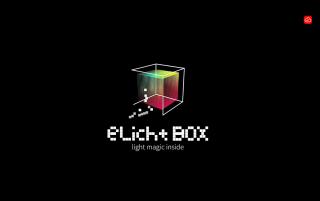 云知光elicht BOX灯光魔盒展示