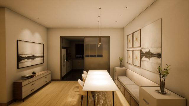 家居-餐厅-场景化设计