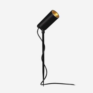 舞者GA庭院插地防眩高显筒灯IP65可调角度/8W/砂黑砂白
