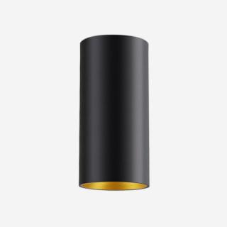 舞者CF一体化高显色深藏防眩射灯 吸顶安装 8W 3000k/4000k 砂黑砂白