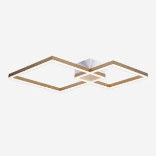 新特丽矩阵不对称方框花灯壁灯艺术灯 31w/47w 3000k 家居