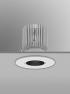 LITSTONE钻石星际筒灯 嵌入式开孔105mm 35W 3000K/4000K 20°/40°