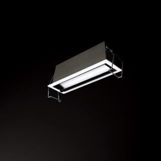 莱沃 Linewasher偏光线型高显防眩洗墙灯 嵌入式10w/20w/30w 3000k/4000k 家居办公商业