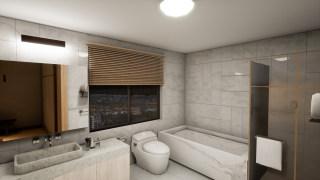 卫生间主灯灯光设计方案