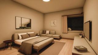 家居-卧室 主灯设计