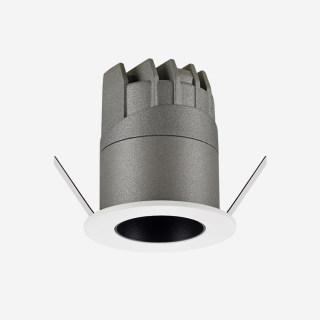 MINI系列防眩橱柜壁龛射灯 建筑家居一体化/嵌入式开孔30mm 3W 3000k/4000k 15°/24°