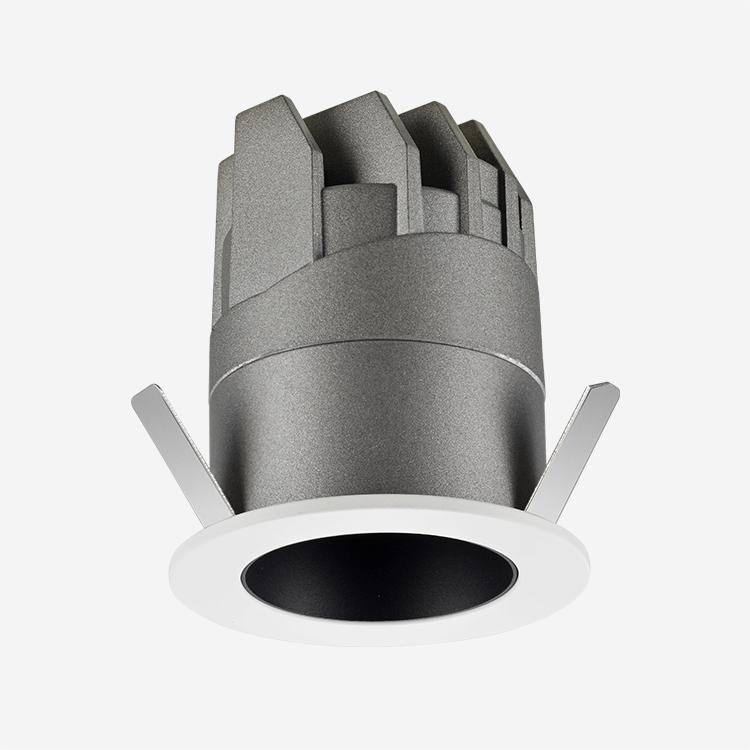 MINI系列开孔40mm嵌入射灯5W/15°/3000K/Ra90