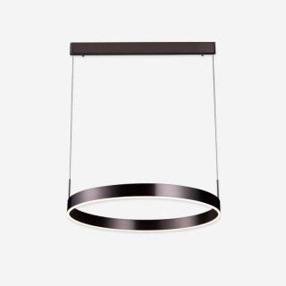 天际艺术装饰圆环型吊灯 悬吊安装 22w/31w/35w 3000k 金色/香槟色 家居