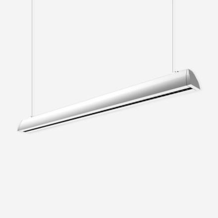 BODE博得線型洗墻黑板燈簡約百搭40W/5000K高顯無頻閃藍光防眩