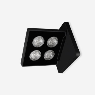SLIM纤美WLS超薄方形防眩高显可调角度壁灯 壁面安装12W 3000k/4000k