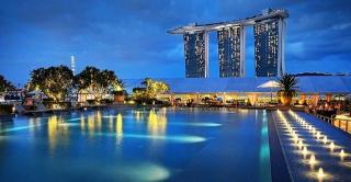 景观照明 | 水底灯的种类和应用详解