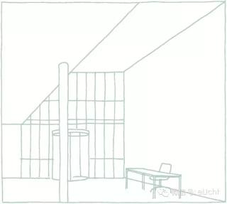 图解:写字楼公共区域的照明设计