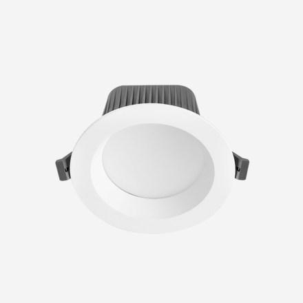 星际亚克力面板筒灯9W/3000K/开孔80mm
