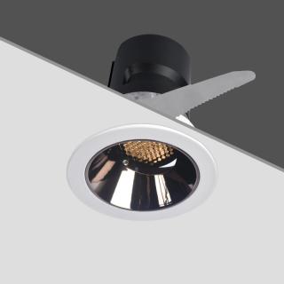 HS021 嵌入式射灯 8W 15° 3000K 黑色