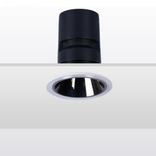 HS042 嵌入式射灯 18W 15° 3000K 黑