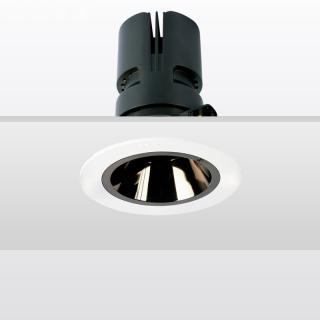 HS041 嵌入式射灯 18W 15° 3000K 黑
