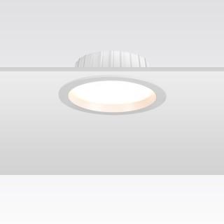一体式筒灯5W白色3000K开孔75mm