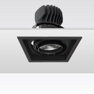 DW041-1嵌入式射灯 20W 3000K