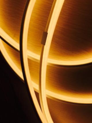 LINE莱恩 防水硅胶软灯带 端盖尾盖 配件